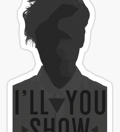 I'll Show You // Purpose Pack // Sticker