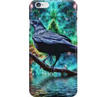 Fantasy Raven iPhone Case/Skin