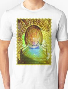 mayan time travel machine T-Shirt