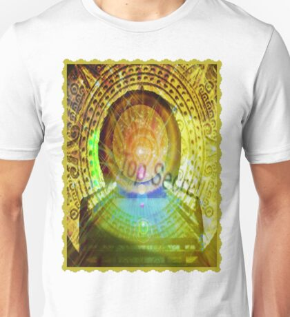 mayan time travel machine Unisex T-Shirt
