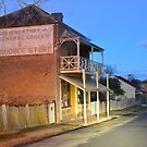 Robert Northey Produce Store - Hill End NSW Australia by Phil Woodman