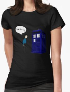 Fascinating Womens Fitted T-Shirt
