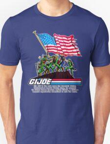 G.I. Joe 1982 - Stars and Stripes Forever Unisex T-Shirt