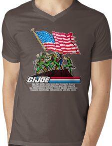 G.I. Joe 1982 - Stars and Stripes Forever Mens V-Neck T-Shirt