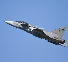 SAAB Gripen by PhilEAF92