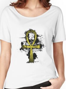Ankh - Ancient Egypt Women's Relaxed Fit T-Shirt