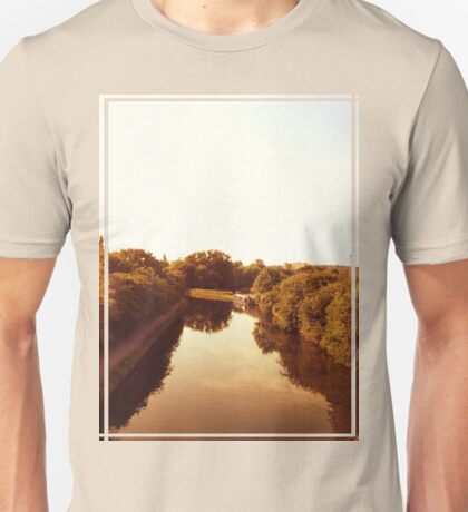 Peaceful Canal Unisex T-Shirt