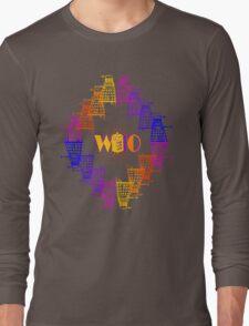Color Me Who Long Sleeve T-Shirt