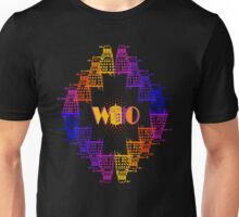 Color Me Who Unisex T-Shirt