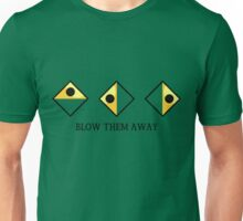 "Wind Waker ""Blow them away"" Unisex T-Shirt"