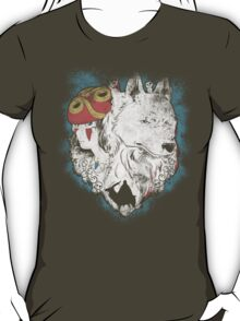 The princess and the wolf T-Shirt