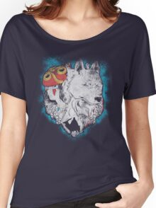 The princess and the wolf Women's Relaxed Fit T-Shirt
