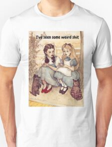 Dorothy and Alice Unisex T-Shirt