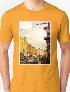 Cork City Street Scene 001  Unisex T-Shirt