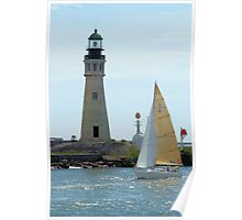 Buffalo Lighthouse Poster