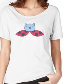 It's a cat, it's a bug Women's Relaxed Fit T-Shirt