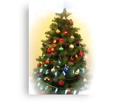 Get ready for Christmas. Canvas Print