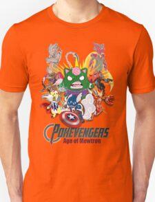 Pokevengers: Age of Mewtron T-Shirt