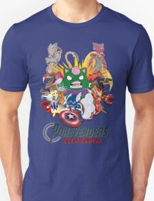 Pokevengers: Age of Mewtron T-Shirt