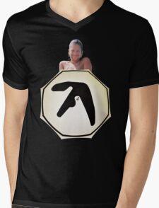 Window Licker - Aphex Twin Mens V-Neck T-Shirt