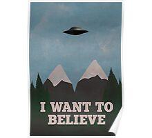 X-Files Twin Peaks mashup v2 Poster