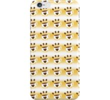 Coffee cup hipster pattern iPhone Case/Skin