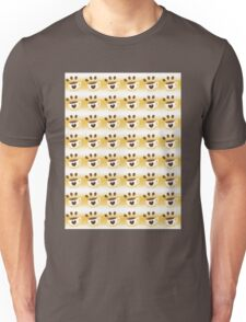 Coffee cup hipster pattern Unisex T-Shirt