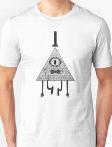 Gravity Falls' Bill Cipher Unisex T-Shirt