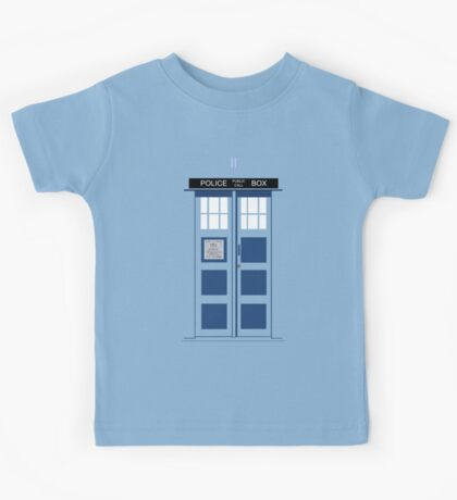 Big Blue Box Kids Tee