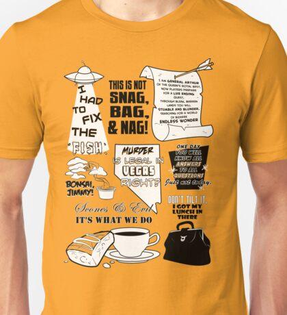 Ar-T-Shirt (Get it?) Unisex T-Shirt