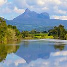 Reflections on the Tweed by sarcalder