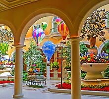 Welcome to The Bellagio, Las Vegas, Nevada, USA by TonyCrehan