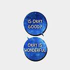 okay is wonderful. by fadedrecords