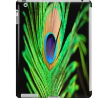 Peacock Wing iPad Case/Skin