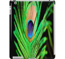 Peacock Wing iPad Case/Skin