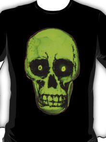 GREEN SKULL II T-Shirt
