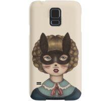 Ceremony - Masked Bunny lass Samsung Galaxy Case/Skin