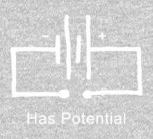 Has Potential - T shirt Baby Tee
