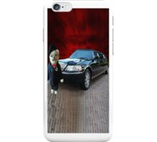 Teddy Bear Limousine Chauffeur Iphone Case iPhone Case/Skin