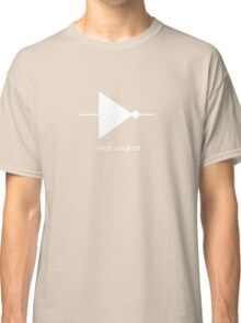 Not Logical  - T Shirt Classic T-Shirt