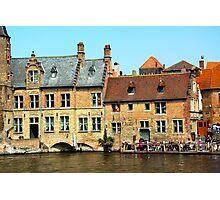 Bruges 4 Photographic Print