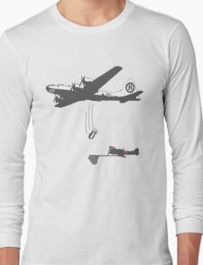 Funny WW2 Enola Gay  Long Sleeve T-Shirt