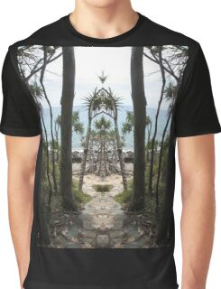 Noosa as you have never seen it. Graphic T-Shirt
