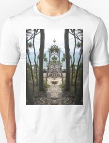 Noosa as you have never seen it. T-Shirt