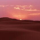 Sunrise On The Sahara by KerryPurnell