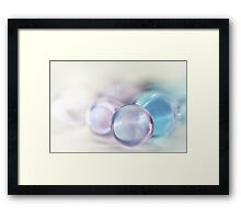 Expecting the unexpected.... Framed Print