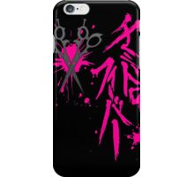 Dangan Ronpa: Genocider Syo Bloodstain Fever t-shirt iPhone Case/Skin