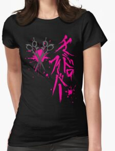 Dangan Ronpa: Genocider Syo Bloodstain Fever t-shirt Womens Fitted T-Shirt