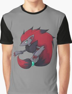 Zoroark Graphic T-Shirt