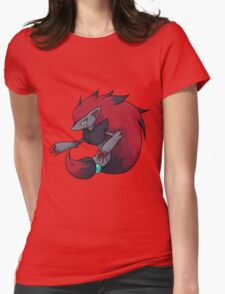 Zoroark Womens Fitted T-Shirt